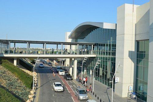 Аэропорт Ларнака – главные воздушные ворота Кипра