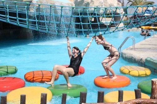 Кипрский аквапарк Афродита