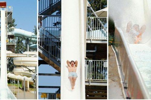 Аквапарк Watermania на Кипре