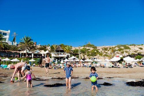 Средняя температура воздуха на Кипре в октябре