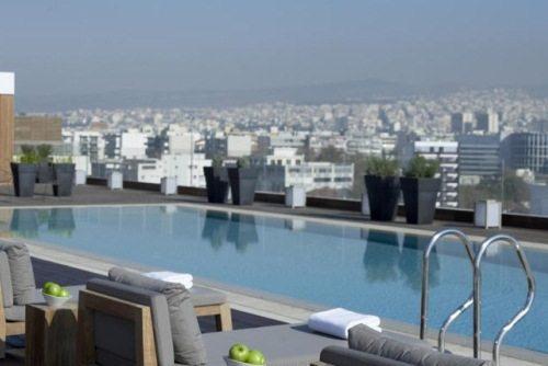 Лучшие отели в Салониках, фото, Отель The Met Hotel, Македония, Греция