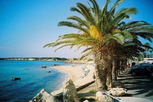 Пафос является одним из лучших курортов Крита