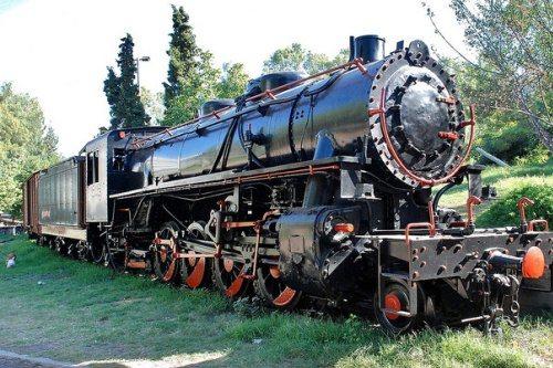 Железнодорожный музей Каламаты