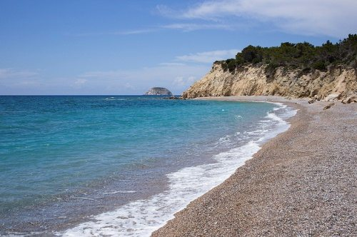 Пляжи на санторини фото