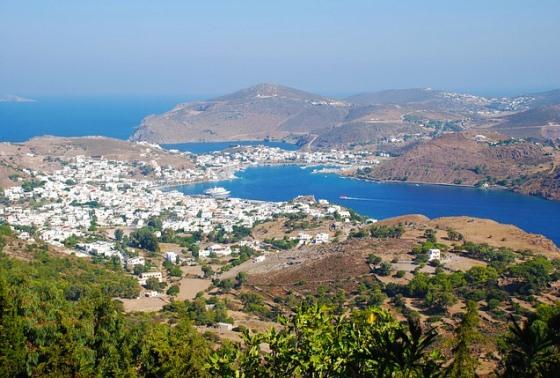 События одной из наиболее мистических экскурсий в Греции происходят на острове Патмос