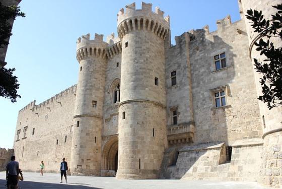 Долгое время цитадель Родоса считалась самой неприступной крепостью Христианского мира