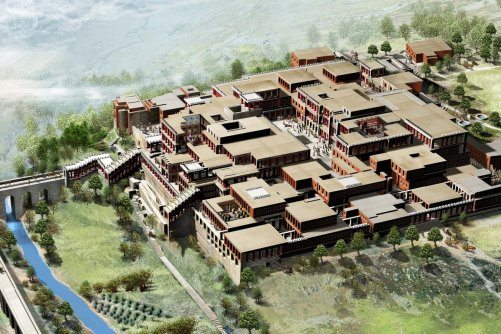 Дворцы Крита