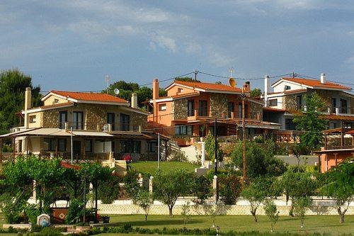 Греция недорогая недвижимость на побережье
