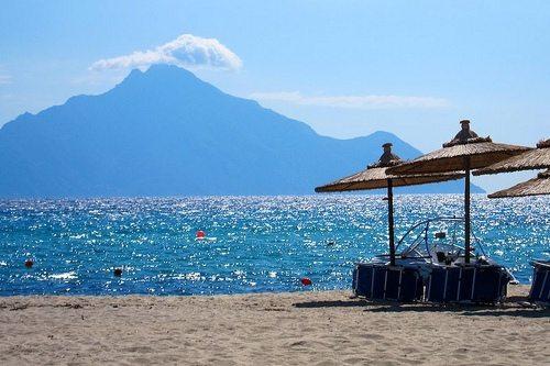 Снять виллу в греции у моря с бассейном