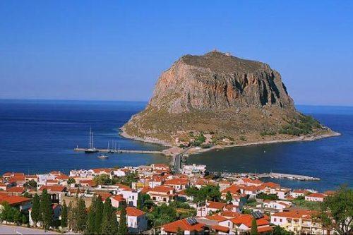Самые интересные города Пелопоннеса