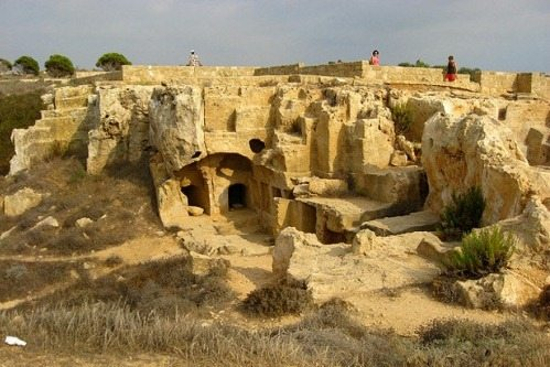 Гробницы королей - достопримечательность Кипра