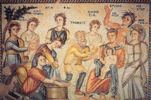 Неа Пафос - достопримечательности Кипра