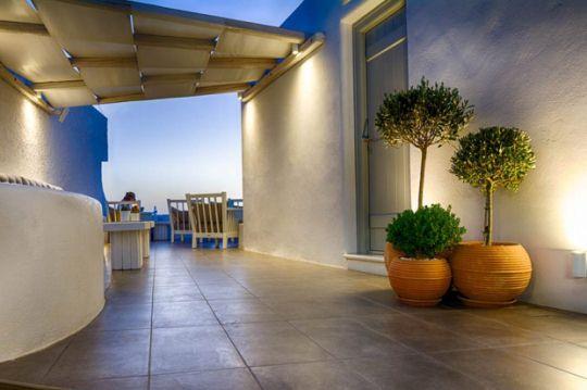 Aerino Villa: один из лучших отелей Санторини