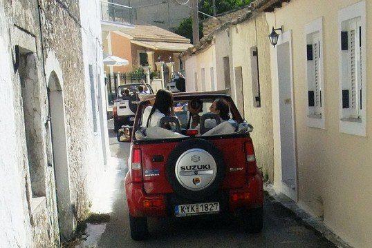 Аренда авто на Корфу: стоимость и варианты