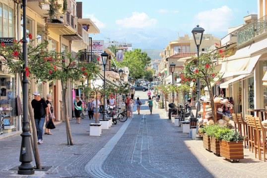 Долгое время Ханья была столицей острова Крит
