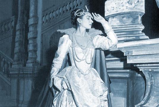 В музее собраны личные вещи, драгоценности и концертные костюмы Марии Каллас