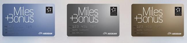 Aegean Airlines участник европейской программы по накоплению миль