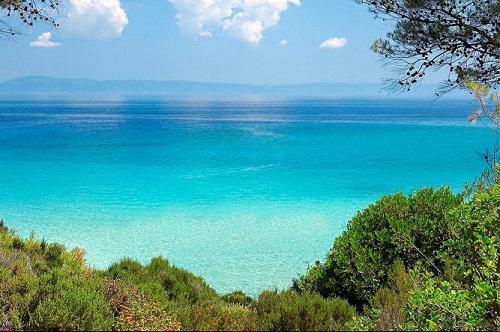 Главное богатство курорта Сани - невероятная природа
