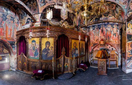 Монастырь святой Троицы, Метеора