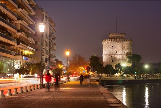 Зимой в Греции нужно ехать в Афины или Салоники