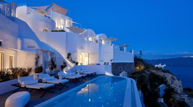 Отель Canaves Oia Sunday Suites