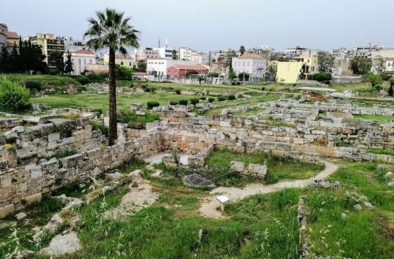 Керамикос в Афинах