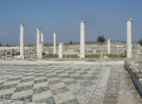 Пелла, Древняя Македония