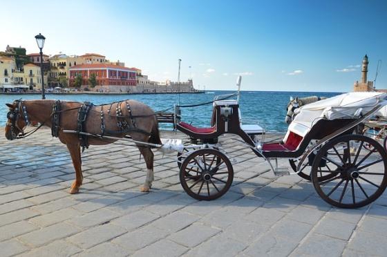 Ханья на Крите, старый порт