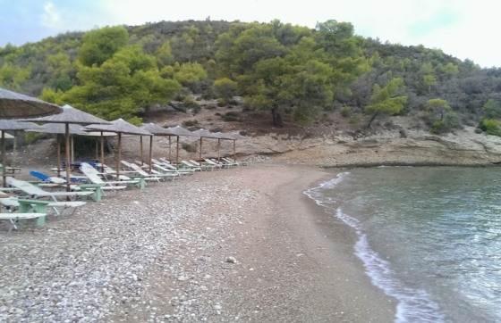 Пляжи Спецеса