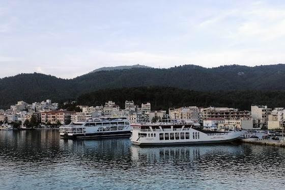 Порт Игуменица