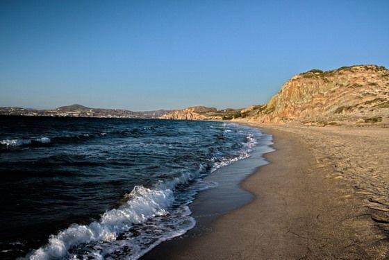 Пляжи Милоса