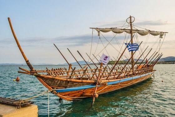 Корабль Арго, Волос, Греция