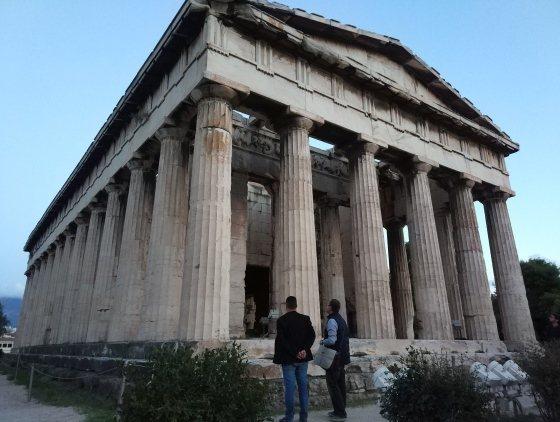 Гефестейон на Афинской Агоре