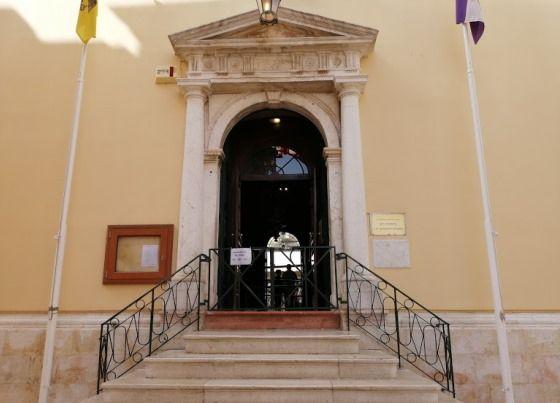 Храм святого Спиридона на Керкире