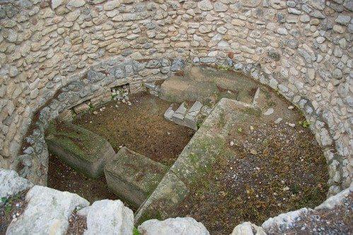 Кносский дворец на Крите: планировка помещений
