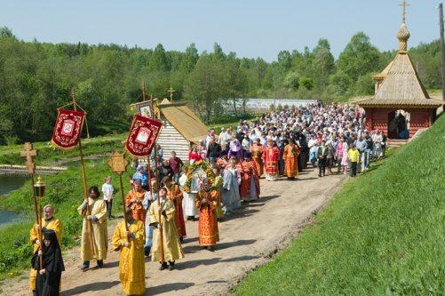 Греция и монастырь в Ярославской области. А что между ними общего?