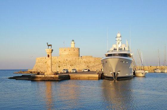 Порт Родоса