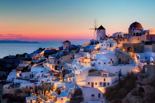Экскурсии с Крита на Санторини очень популярны у туристов