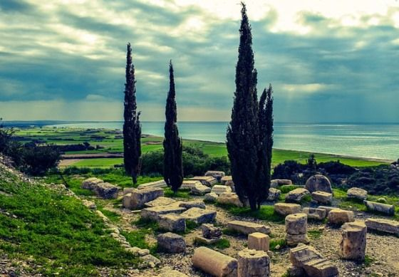 Кипр весной