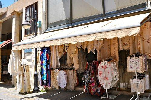 Салфетки и скатерти на Кипре пользуются особой популярностью