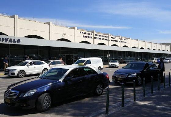 Аэропорт Родос такси