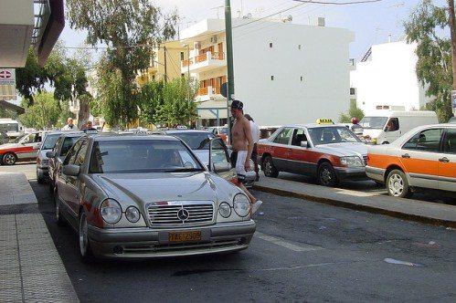 Как добраться до Херсониссоса на такси