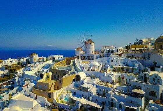 Экскурсия на Санторини с Крита