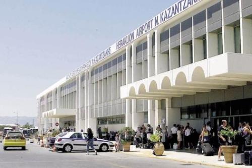 Аэропорт Ираклион - главный аэропорт Крита