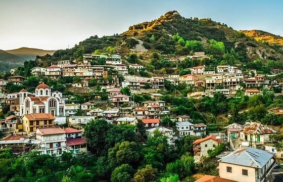 Экскурсия Горы Троодос на Кипре