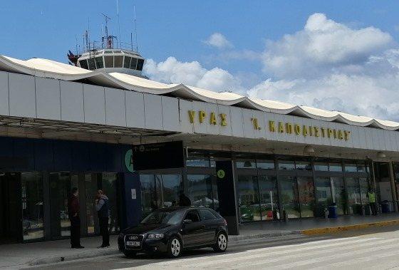 Трансфер и такси из аэропорта Корфу