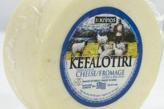Сыр Кефалотири