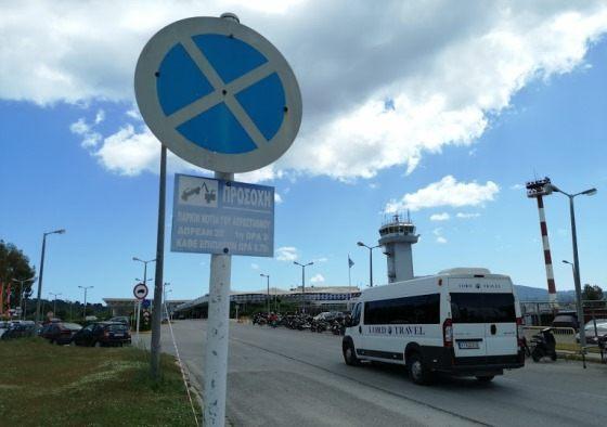 Правила дорожного движения и штрафы на Корфу
