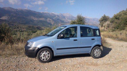 Арендуйте автомобиль на Крите на вашем курорте