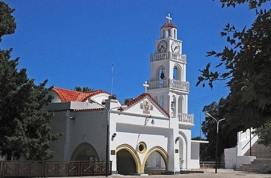 Церковь Цамбика на Родосе